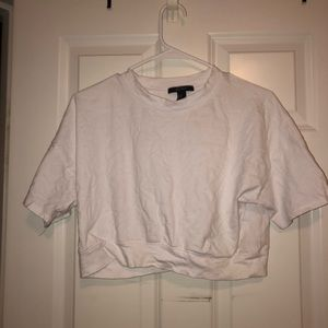 Forever 21 cropped shirt